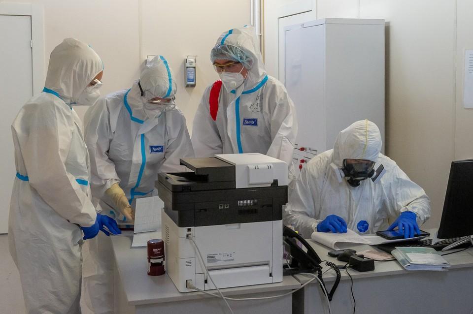 Всего с начала пандемии в Белгородской области от коронавируса выздоровели 30796 человек.