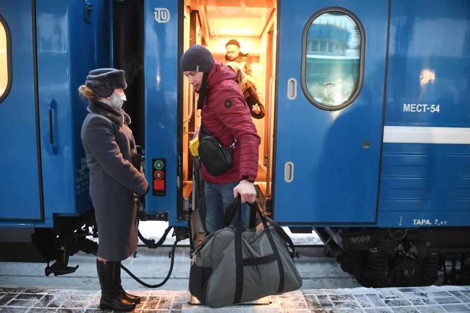У жителей Южного Урала появится дополнительная возможность уехать в Москву