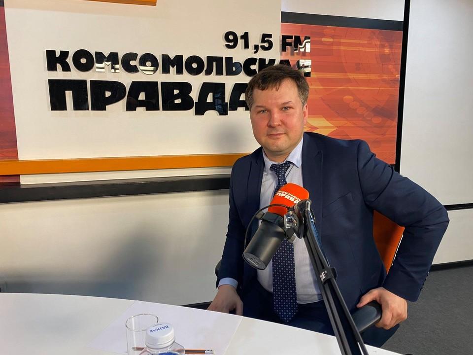 «Медицина – профессия для самоотверженных»: министр здравоохранения Иркутской области Яков Сандаков открыл проект «Клиника года».
