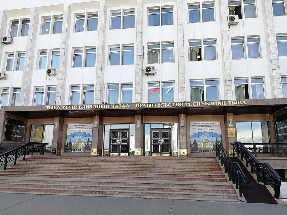 Глава Тувы Шолбан Кара-оол отправлен в отставку