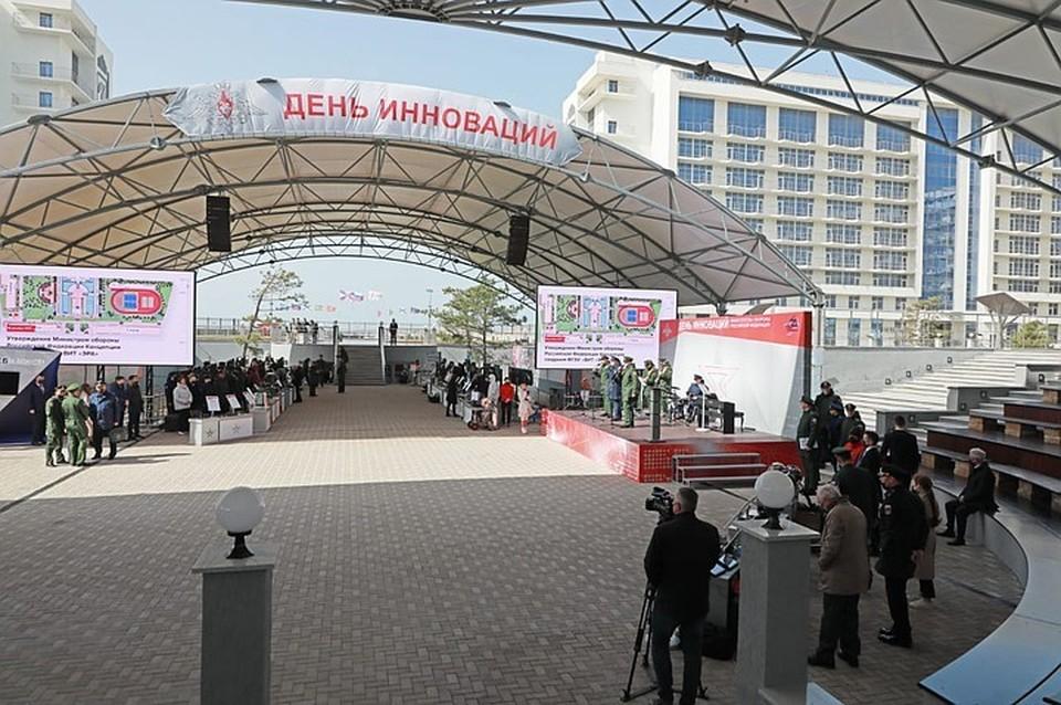 Более 200 инновационных проектов представили в технополисе «Эра»