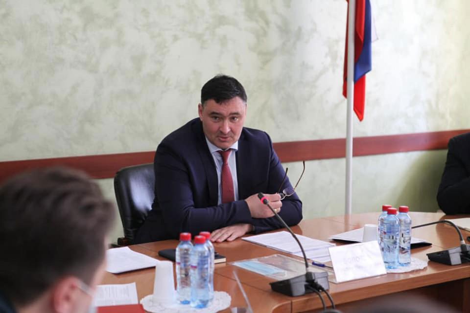 Фото: Пресс-служба администрации Иркутска.