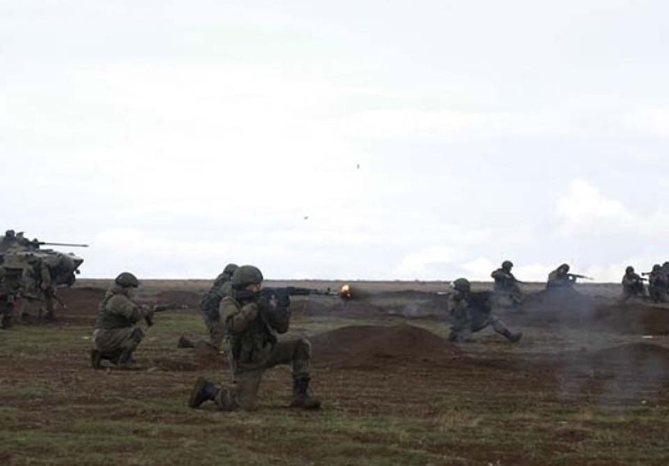 Для военных специально обеспечили оперативное оборудование укрытий