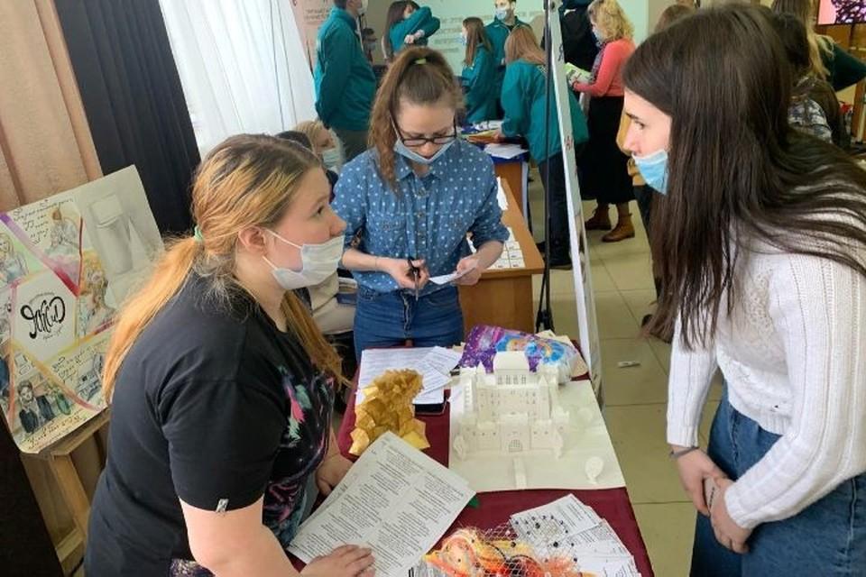 Ярославским школьникам помогли определиться с будущей специальностью