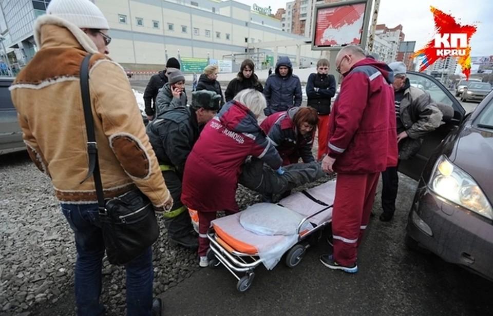 В Пермском крае с начала года произошло 71 ДТП на пешеходных переходах.
