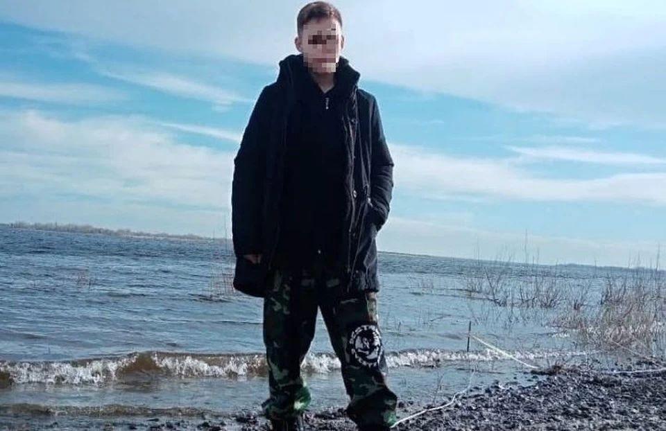 У подростка давно были проблемы с психикой. Фото с личной странички волгоградского школьника.