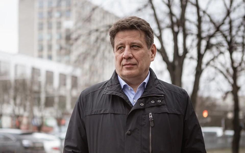 Николай Козлов отбывал на Окрестина 15-суточный арест, Фото: ucpb.info