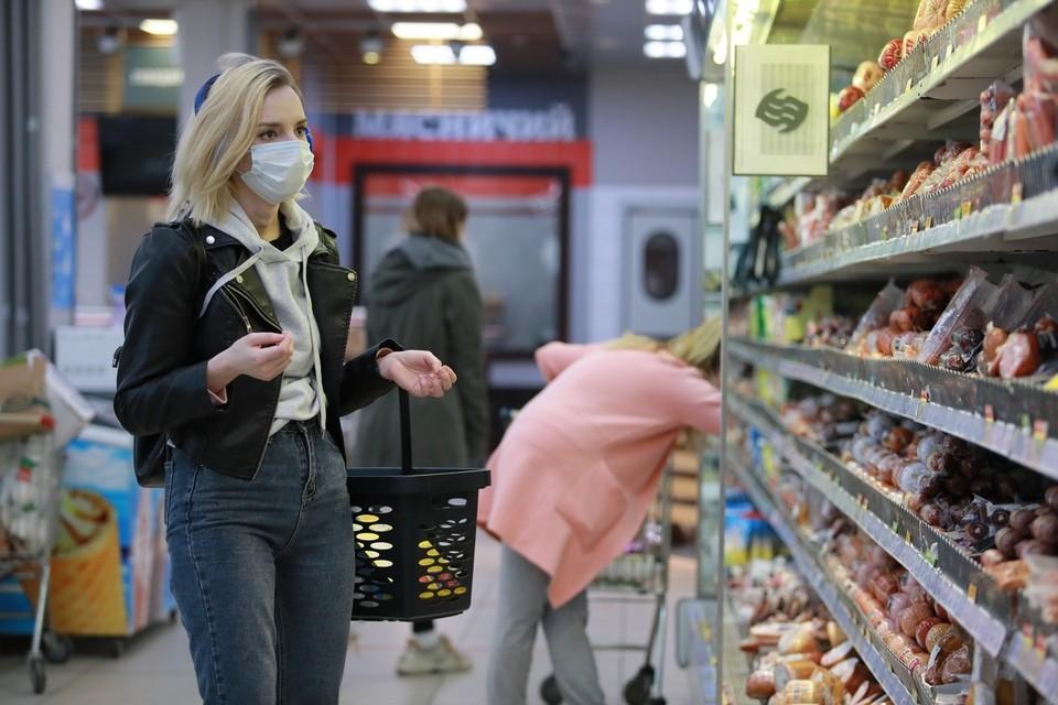 Что происходит в красноярских магазинах