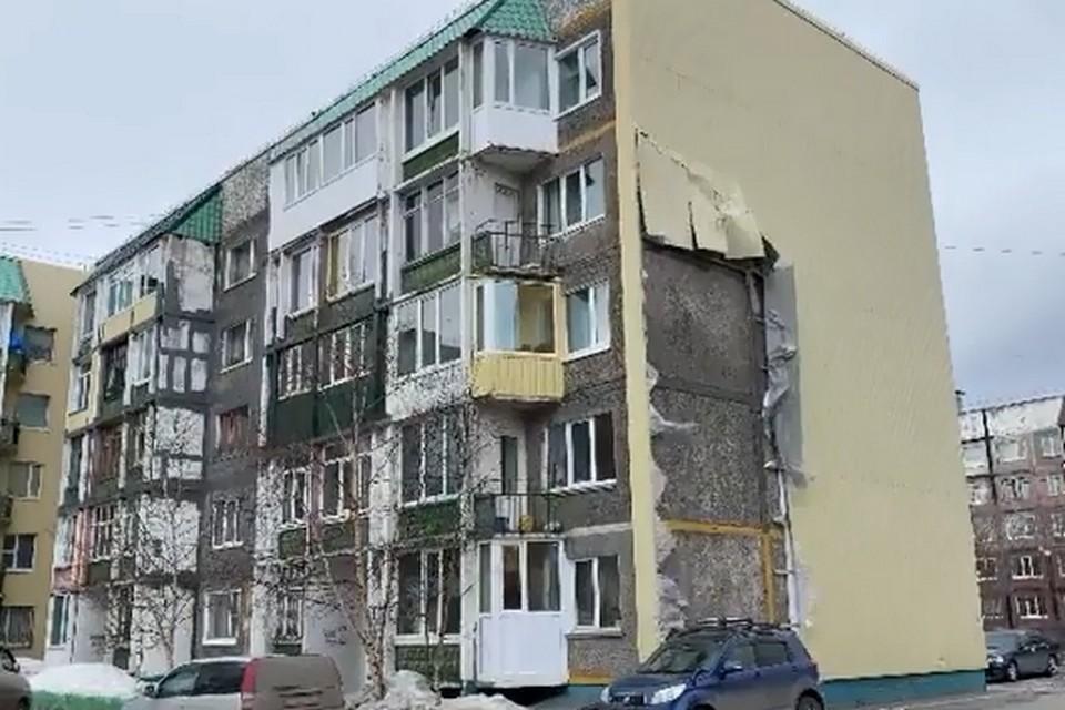 Ураган на Камчатке 9 апреля 2021, в столице отменили занятия в школах.