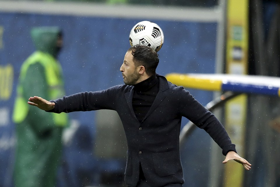 Главный тренер «Спартака» Доменико Тедеско объявил о своём уходе из команды ещё до зимней паузы