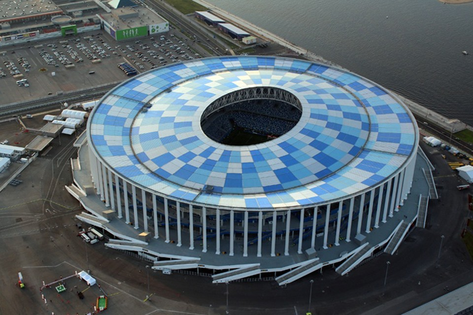 Финал Кубка России по футболу 2021 состоится в Нижнем Новгороде