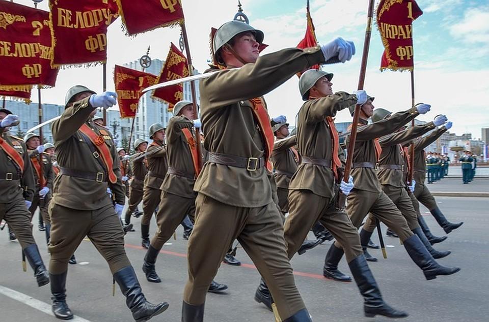 День Победы планируют отметить с размахом, но с учетом ковидной обстановки