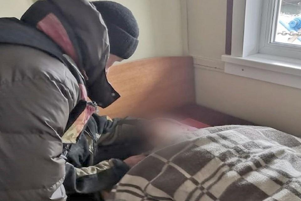 В спасательной операции участвовали сразу две службы - МЧС и МАСС. Фото: предоставлено муниципальной аварийно-спасательной службой Новосибирска.