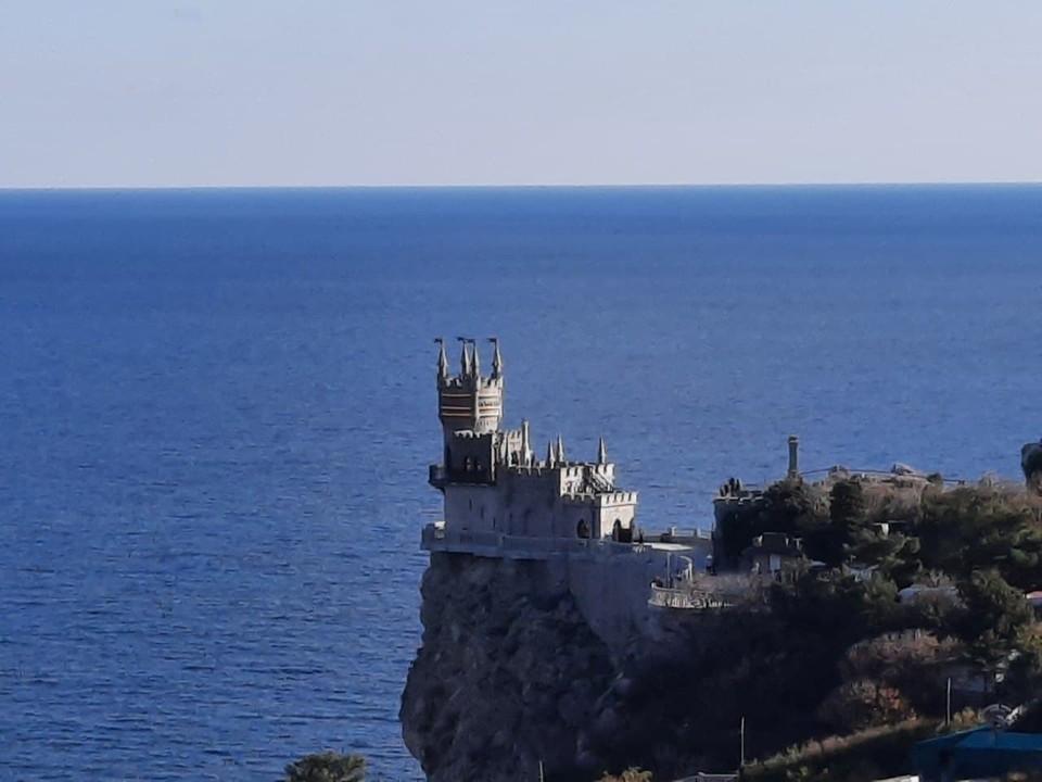 В доковидном 2019 году Крым принял 7,4 миллиона туристов.