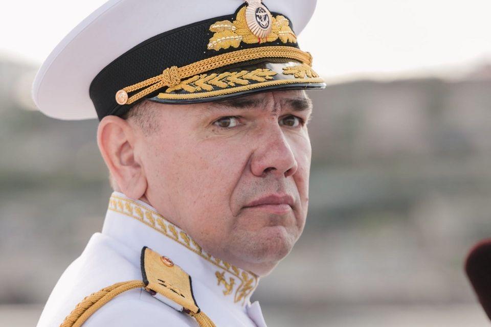 Александр Моисеев руководит Северным флотом с 2019 года. Фото: правительство МО