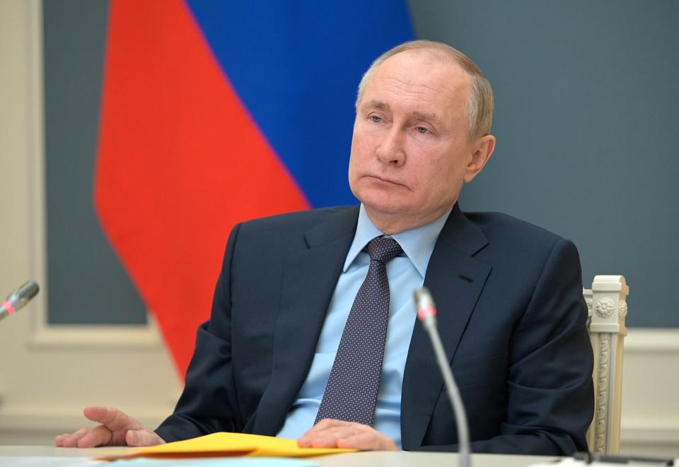 Владимир Путин повернет моду Запада на «зеленую энергетику» в пользу России.