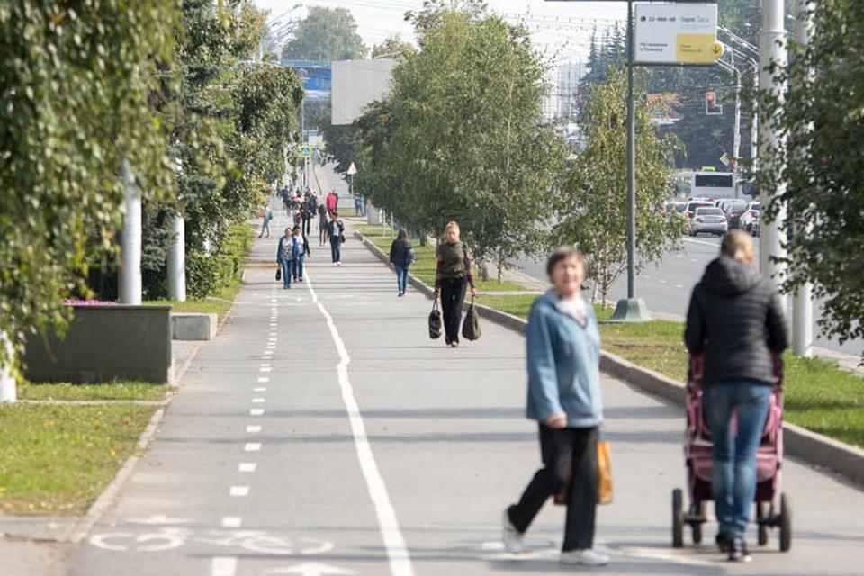 Дневная температура воздуха в Башкирии в ближайшие три дня будет колебаться между четырьмя и 15 градусами