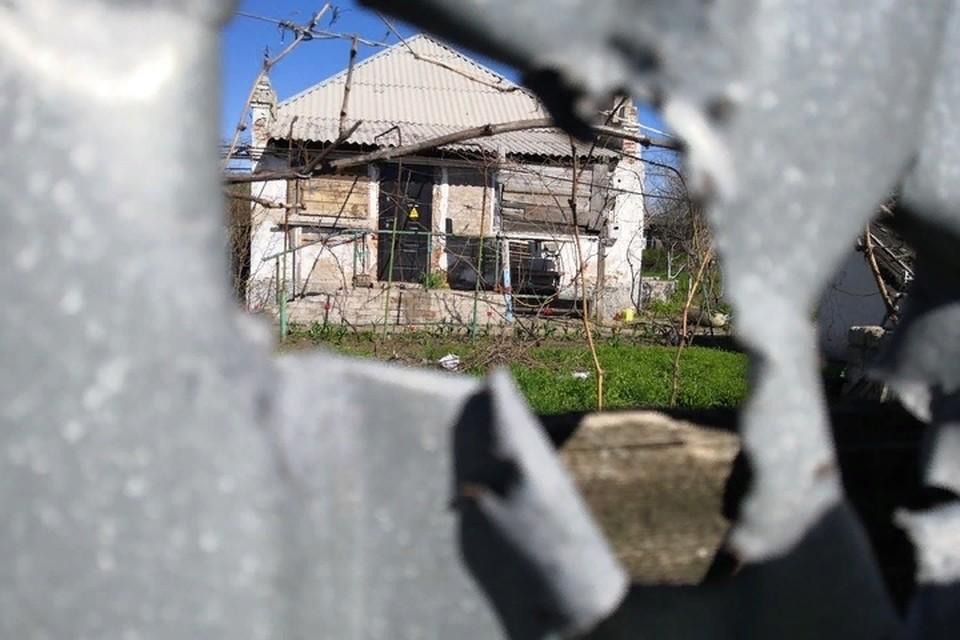 ВСУ снова открыли огонь по жилому сектору