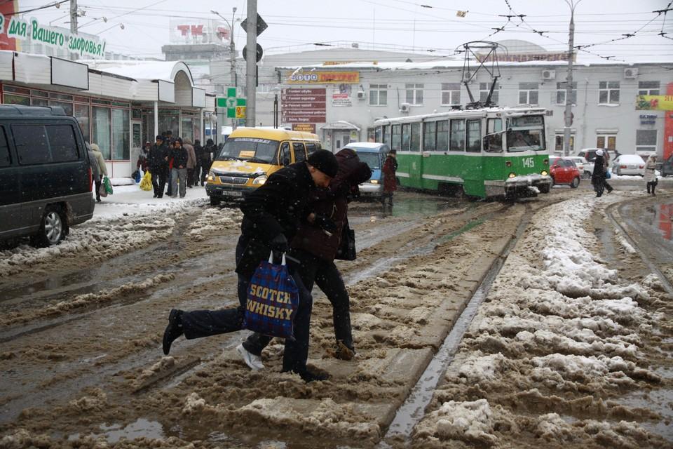 Снегопад ожидается сразу в трех районах Иркутской области