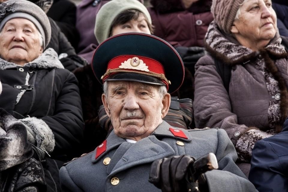 Ежегодную выплату ко Дню Победы получат 79 жителей Коми