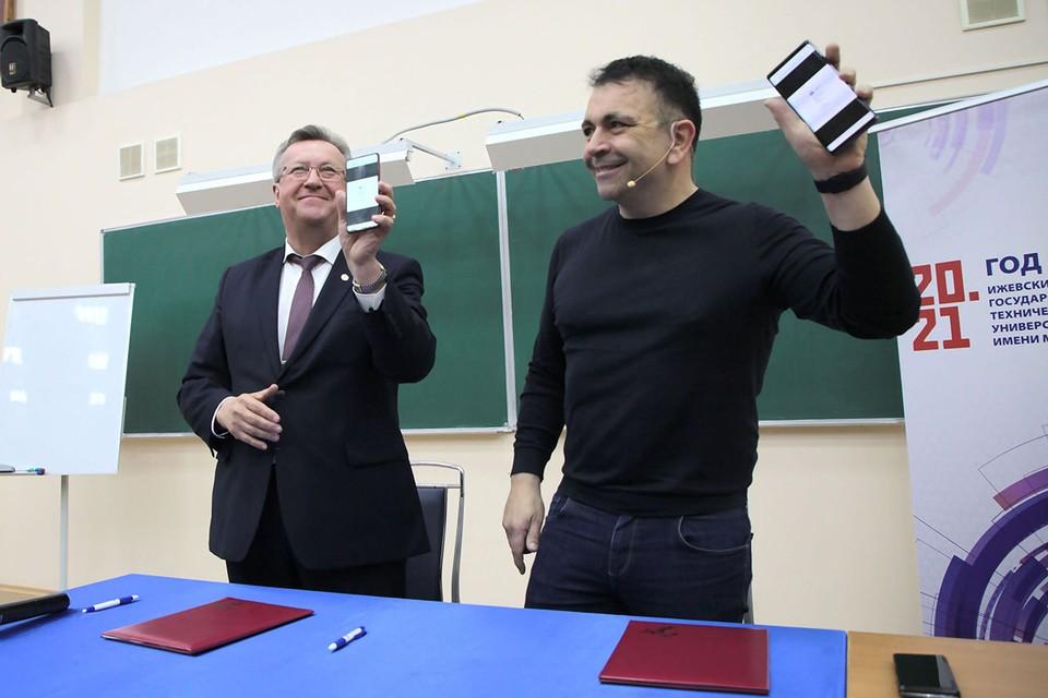 Фото: предоставлено пресс-центром ИжГТУ
