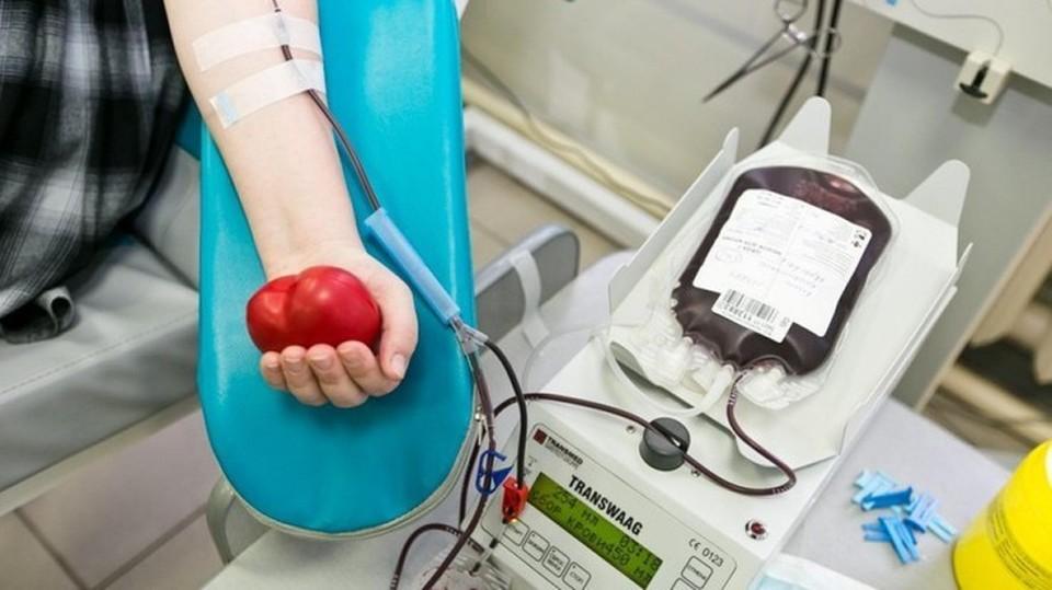 В нашем регионе насчитывается 11218 почетных доноров.