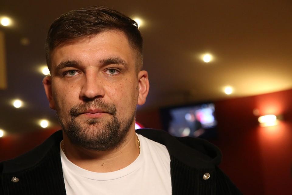 Василий Вакуленко, более известный как Баста, кажется, решил строить спортивную империю.