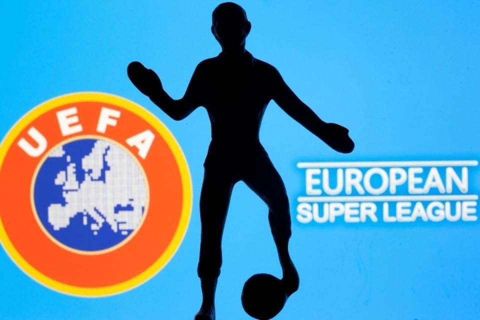 Проект футбольной Суперлиги будет изменен