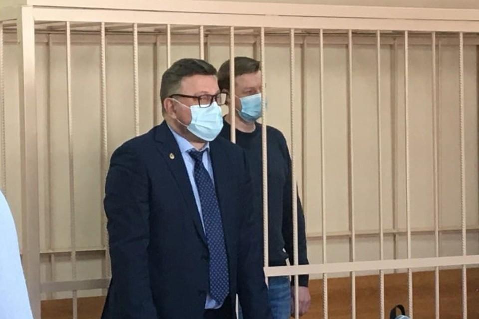 Приговор Пашкову вынесли в Центральном районном суде