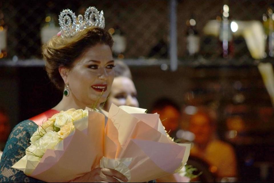 Ольга Фундаракина выиграла всероссийский конкурс красоты в категории plus size «Северная Аврора 2021».