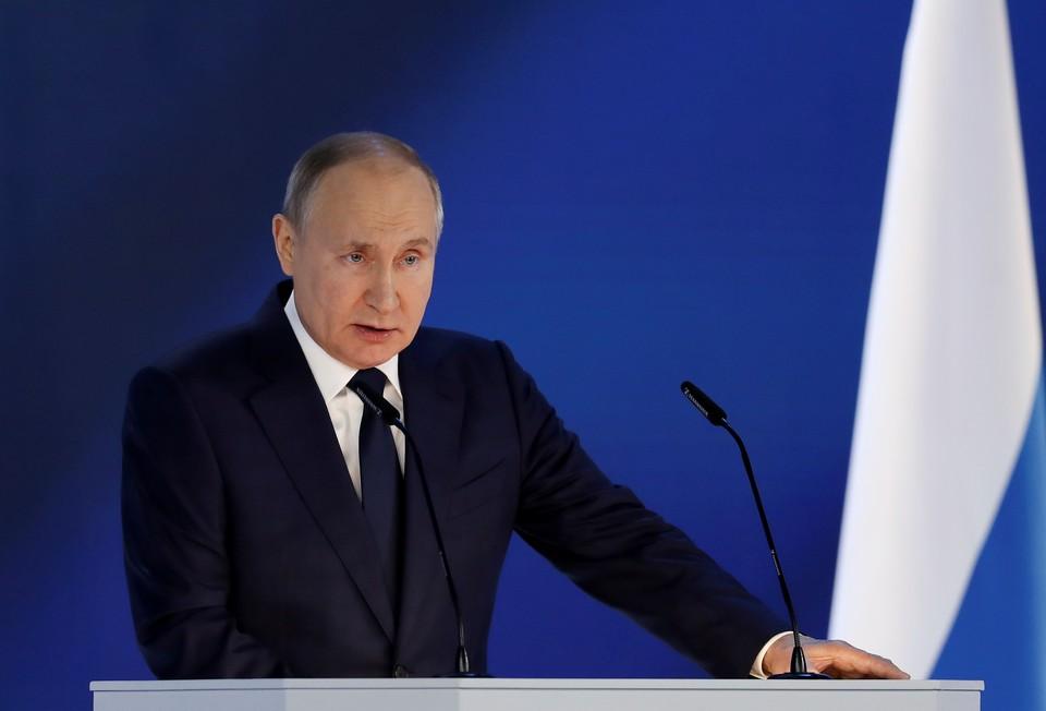 Путин объявил о новых выплатах на детей