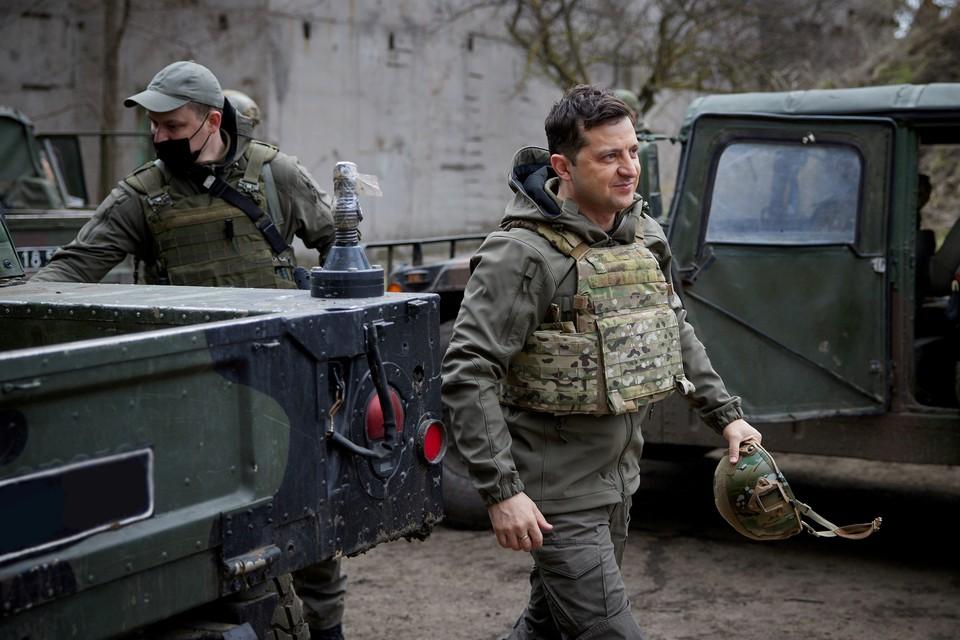 Президент Украины Владимир Зеленский подписал новый указ о призыве в армию.