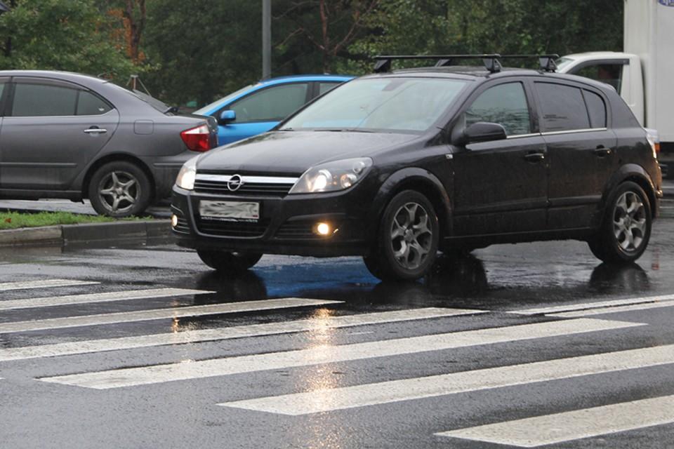 В Брянске должны определить, где необходимо нанести новую дорожную разметку.