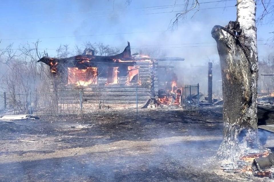 С места происшествия. Фото: МЧС Чувашии