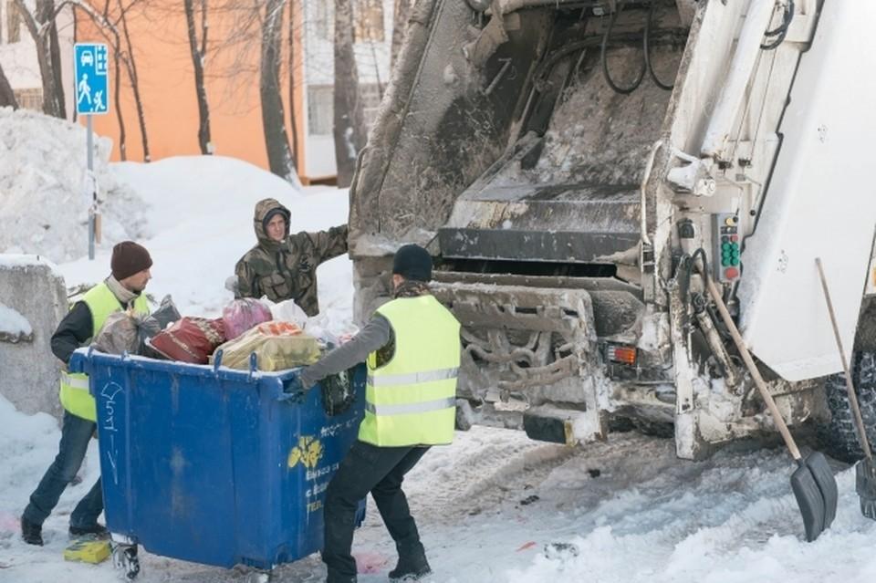 Тарифы на вывоз мусора вызывали вопросы у многих омичей.