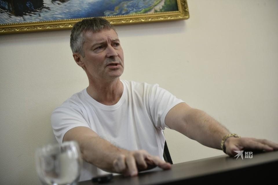 Евгений Ройзман намерен остаться в политике