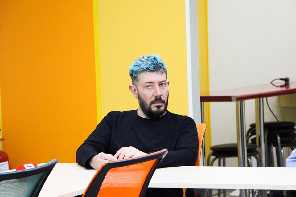 Вместе со своей командой Артемий Лебедев разработает дизайн-код для двух мурманских улиц – капитана Егорова и Самойловой. Фото: vk.com/masu51