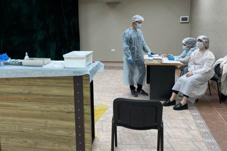 Теперь прививку смогут сделать еще больше желающих. Фото: Пресс-служба Минздрава РК