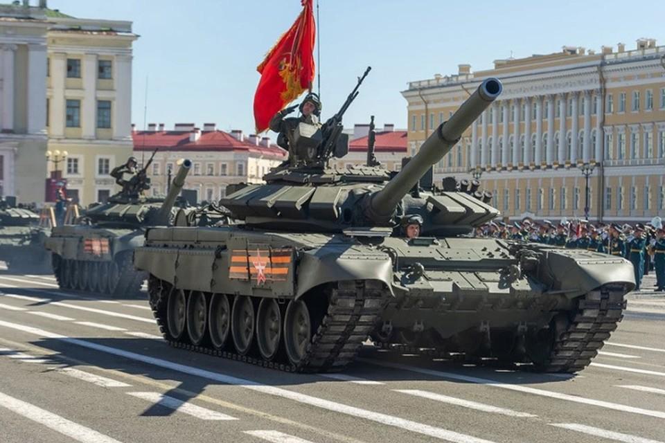 От танка Т-34 до системы «Град»: Какая техника пройдет на Параде Победы в Нижнем Новгороде 2021.