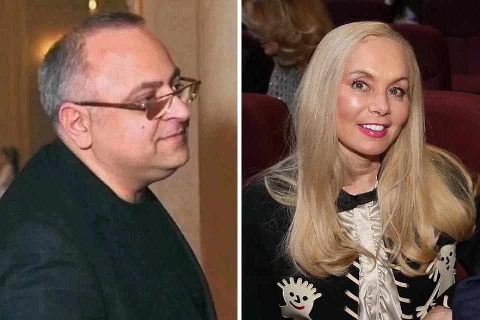 Вагиф Пейсахов и Нинель Кобзон