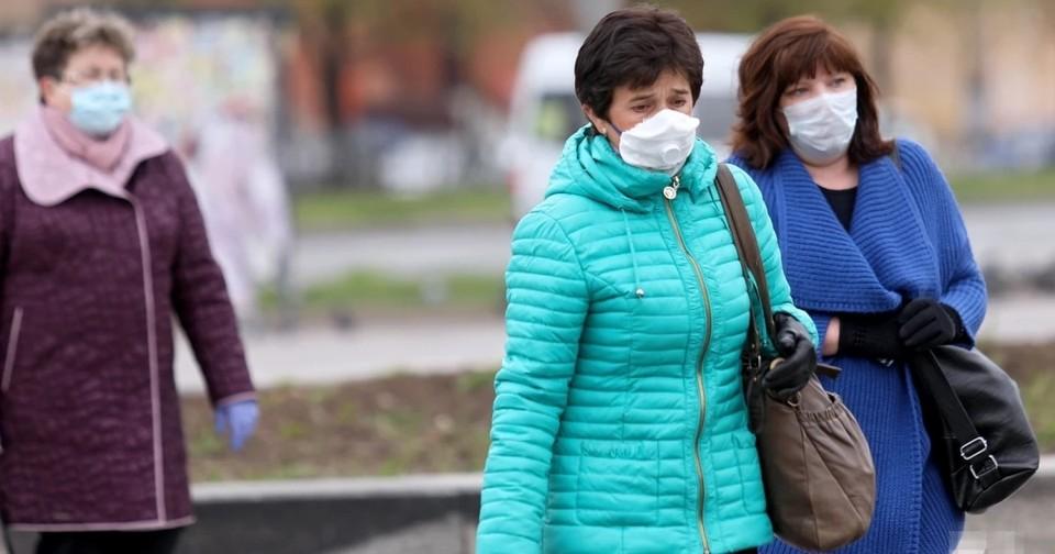 Защитные маски в Молдове снимать еще рано. Фото: соцсети