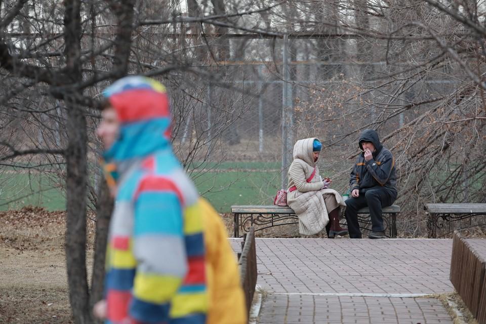 Погода в Красноярске на 24 апреля 2021: ожидаются небольшой дождь и +8 градусов