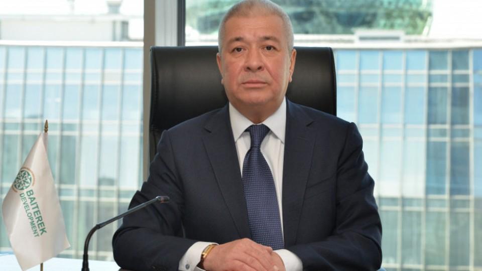 Аскарбек Усербаев
