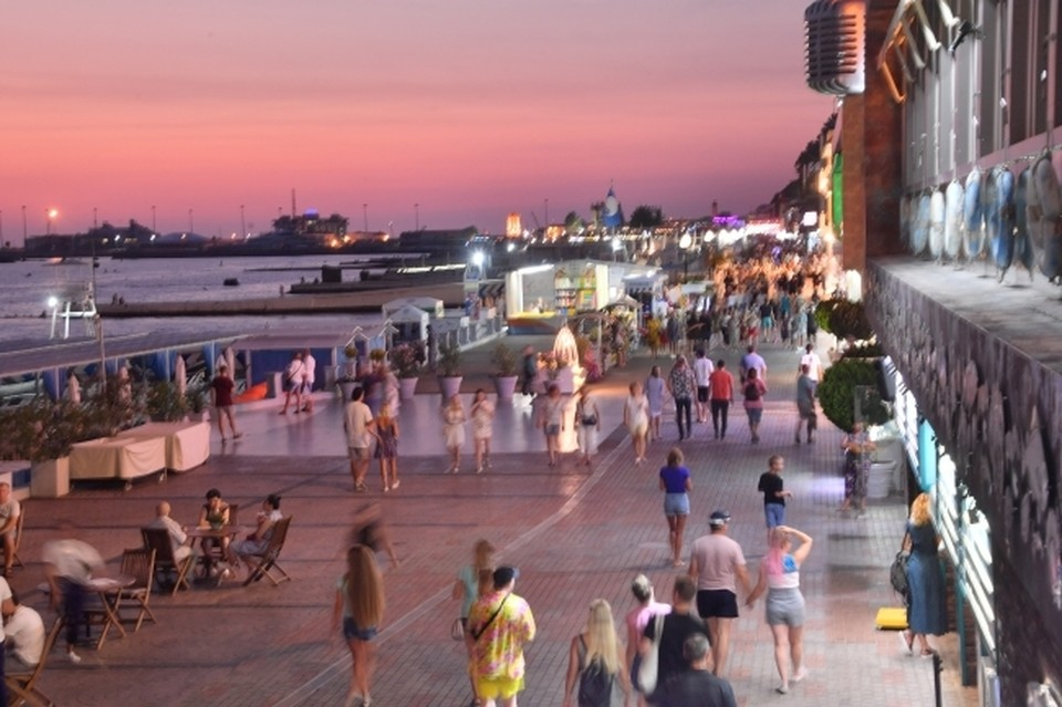 Сочи готовится принять 200 тыс. туристов со всей страны на майские праздники