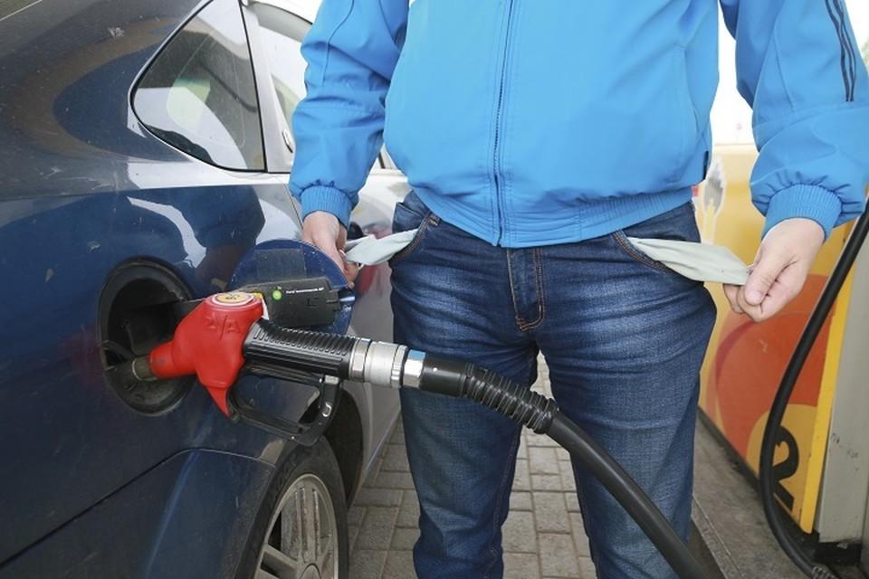Бензин подорожал в Кузбассе за неделю