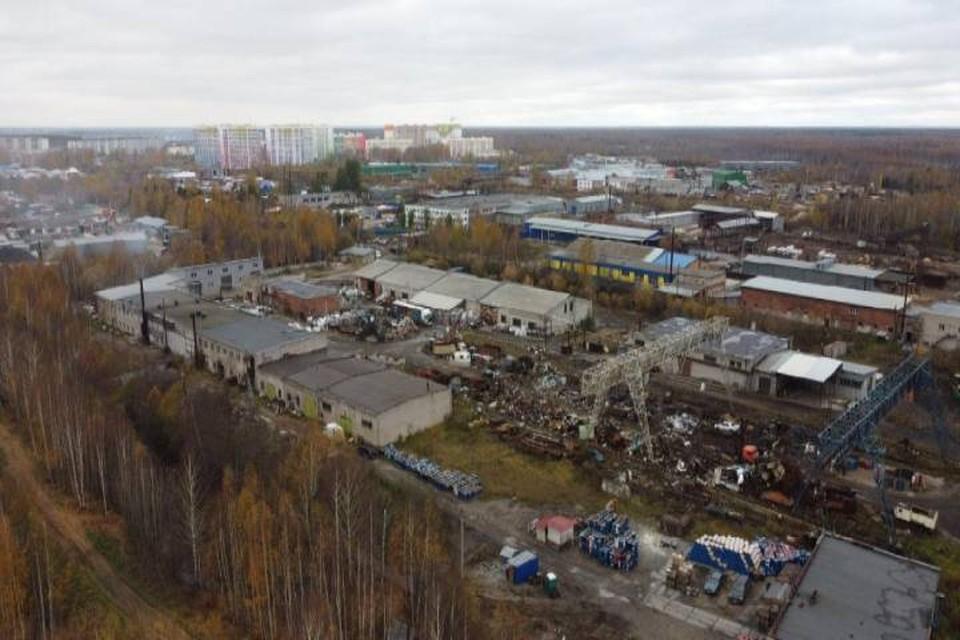 В микрорайоне «Озерки» четыре предприятия, которые загрязняют окружающую среду обязали установить санитарную зону. Фото: genproc.gov.ru