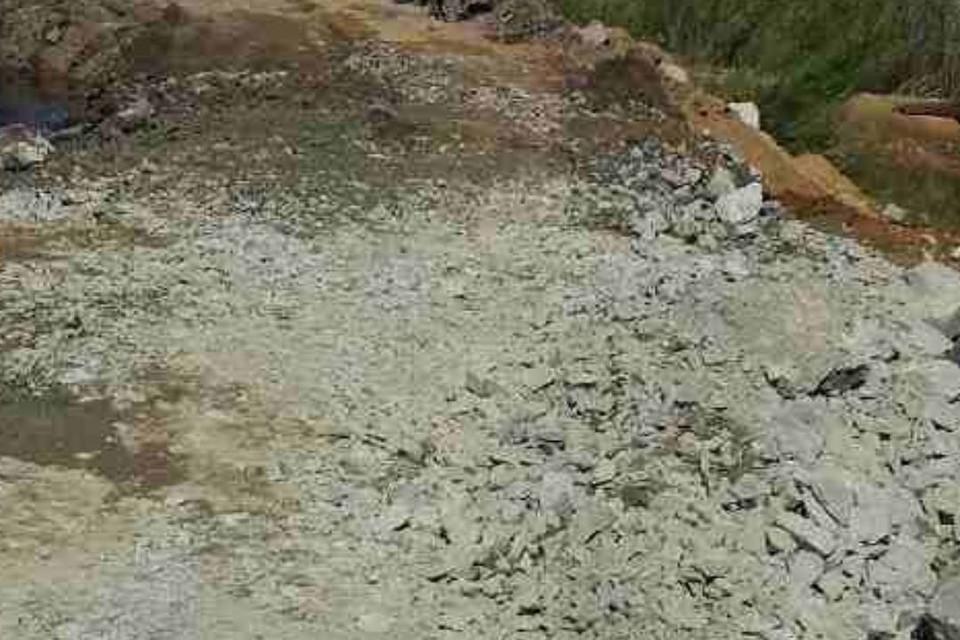 Так выглядит автодорога на Багдарин. Фото: архив пресс-службы правительства Бурятии.
