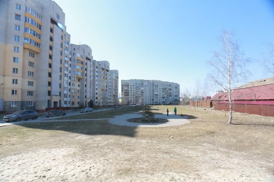 Брянцы могут проголосовать за благоустройство сквера имени 120-летия Фокинского района.