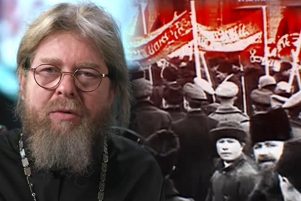 Кадр из многосерийного фильма Тихона Шевкунова «Гибель империи. Российский урок».