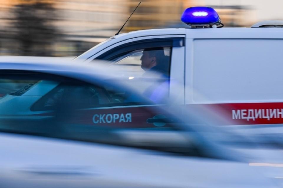 В Новосибирске иномарка сбила подростка.